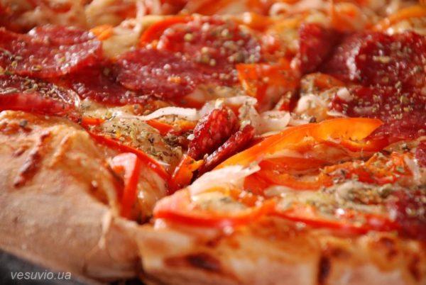 Піца Везувіо