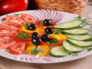 Салат Овочева нарізка