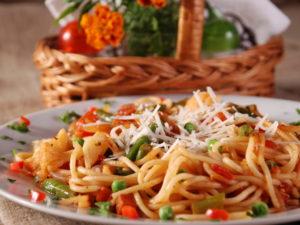 Спагеті Прімавера