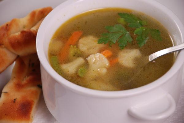 Суп овочевий